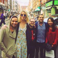 Soho London Premiere