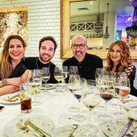 Madonna Dinner